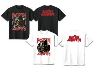 ROTTENGRAFFTY メタル T-Shirt