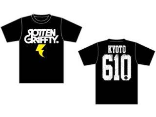 ROTTENGRAFFTY 定番ロゴTシャツ