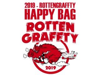 ROTTENGRAFFTY HAPPY BAG 2019【RO4125】
