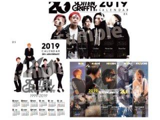ROTTENGRAFFTY 2019ポスターカレンダー