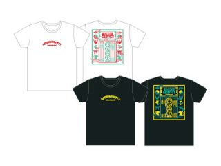 <img class='new_mark_img1' src='https://img.shop-pro.jp/img/new/icons1.gif' style='border:none;display:inline;margin:0px;padding:0px;width:auto;' />ROTTENGRAFFTY HALLELUJAH TOUR T-shirt