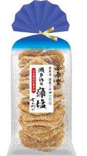 金吾堂製菓<br> 瀬戸内の藻塩せんべい