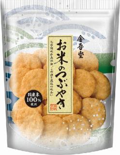 金吾堂製菓<br> お米のつぶやき 瀬戸内の藻塩