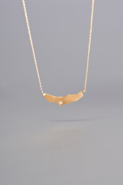 NR19 / Plate Necklace