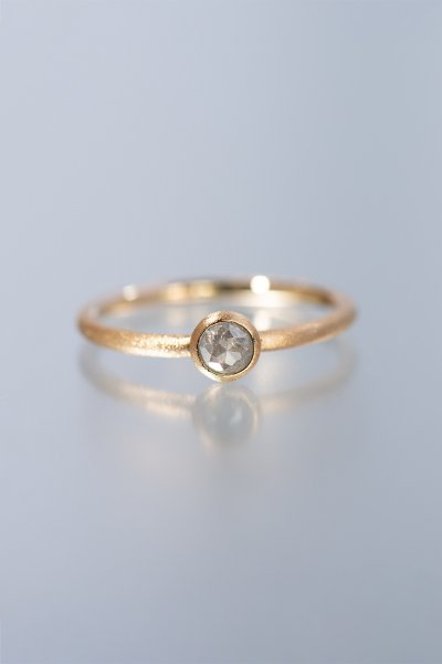 <img class='new_mark_img1' src='https://img.shop-pro.jp/img/new/icons2.gif' style='border:none;display:inline;margin:0px;padding:0px;width:auto;' />NR58 /  Rose Cut Ring Glitter Finish