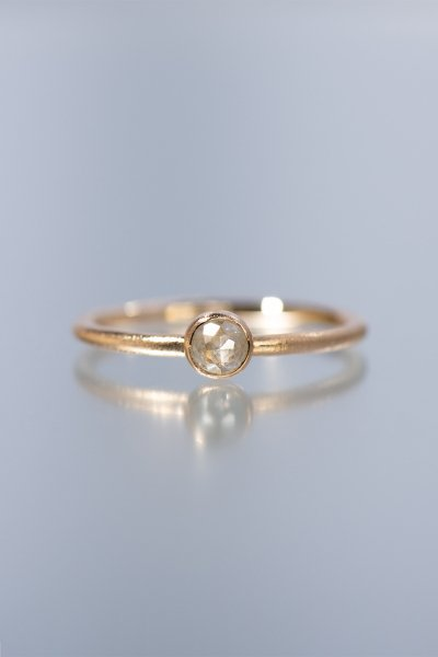 <img class='new_mark_img1' src='https://img.shop-pro.jp/img/new/icons2.gif' style='border:none;display:inline;margin:0px;padding:0px;width:auto;' />NR59 /  Rose Cut Ring Wild Silk Finish