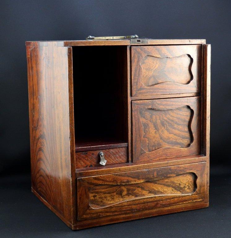 帳箱 / Merchant Box
