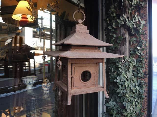 鉄吊灯籠 / Iron Hanging lantern
