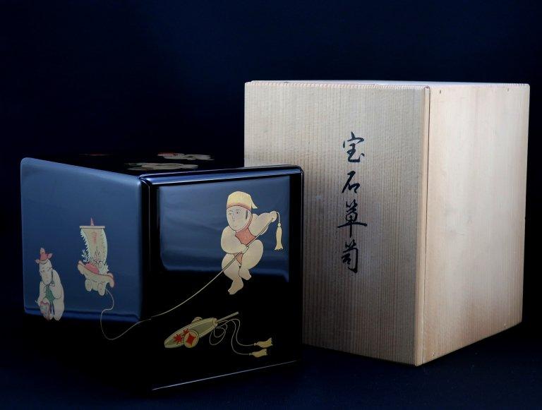 平安象彦宝石箪笥 / Kyoto(Heian) Zohiko Tansu for Jewelry