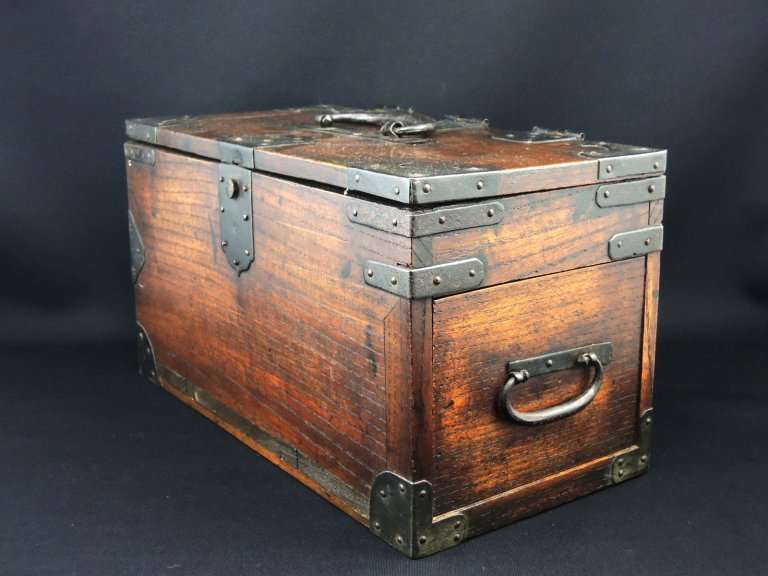 欅硯箱 / Keyaki Ink Stone Box