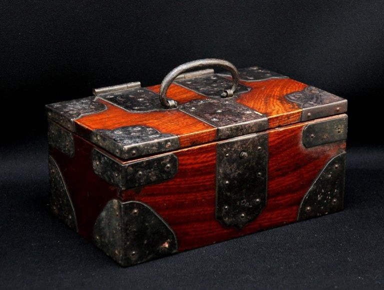 欅印箱 / Keyaki (Zelkova) Stamp Box