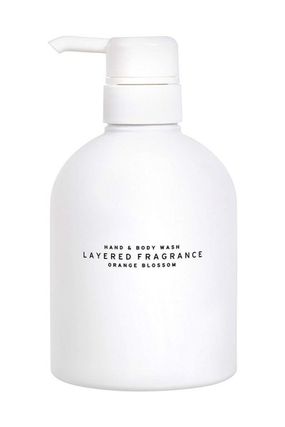 Hand & body wash(Orange Blossom)