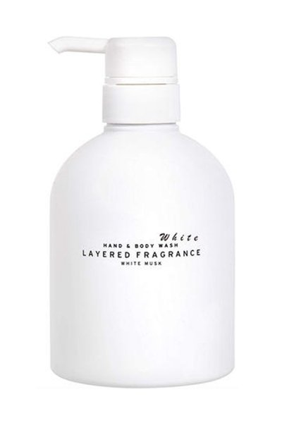 Hand & body wash(White Musk)
