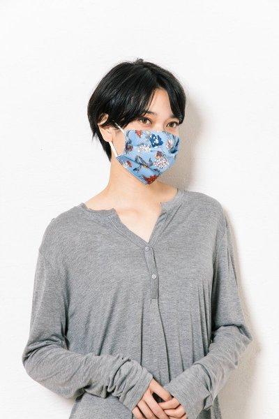肌に優しいhilal ay絹マスク