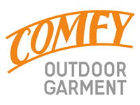COMFY OUTDOOR GARMENT LOGO
