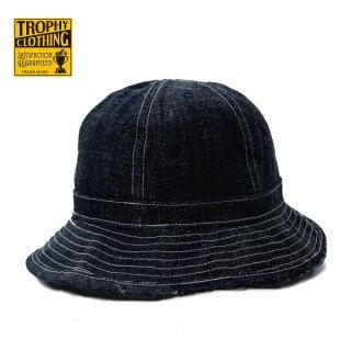 トロフィークロージング TROPHY CLOTHING DIRT DENIM ARMY HAT ダートデニムアーミーハット