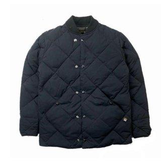 Comfy Outdoor Garment コンフィーアウトドアガーメント COMFY DOWN ダイヤモンドキルティング ダウンジャケット ブラック