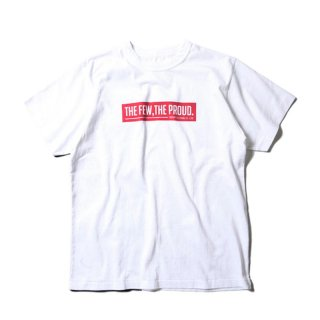 TROPHY CLOTHING  Tシャツ Slogan Open End Crew Tee WHITE