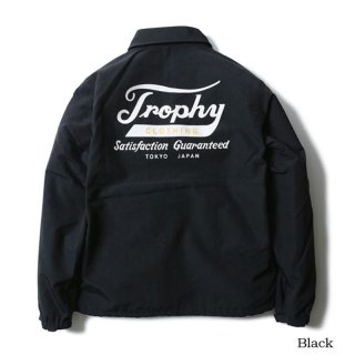 TROPHY CLOTHING トロフィークロージング Classic Logo Warm Jacket BLACK