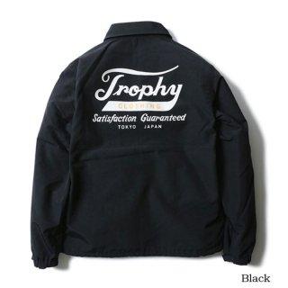 TROPHY CLOTHING トロフィークロージング Classic Logo Warm Jacket BLACK