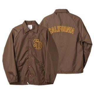 STANDARD CALIFORNIA スタンダードカリフォルニア SD Coach Jacket Type 3 Brown
