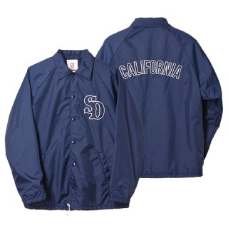 STANDARD CALIFORNIA スタンダードカリフォルニア SD Coach Jacket Type 3 Navy