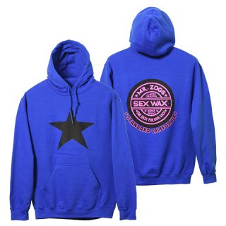 STANDARD CALIFORNIA スタンダードカリフォルニア SEX WAX × SD Pullover Hood Sweat  Blue