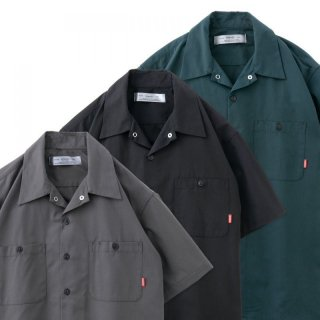 <img class='new_mark_img1' src='https://img.shop-pro.jp/img/new/icons1.gif' style='border:none;display:inline;margin:0px;padding:0px;width:auto;' />BLUCO ブルコ   STANDARD WORK SHIRTS S/S