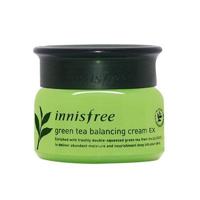 【innisfree】グリーンティー バランシング クリーム Green Tea Balancing Cream EX 50ml