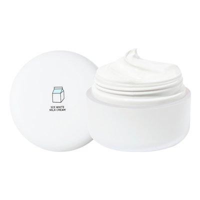 【3CE】ホワイトミルククリーム/White Milk Cream/50ml/クリーム/フェイスクリーム/ウユクリーム