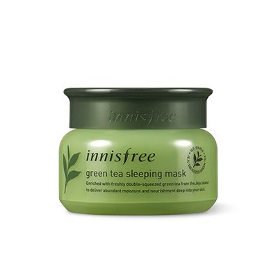 【innisfree】イニスフリー グリーンティー スリーピング マスク Green Tea Sleeping Mask 80ml