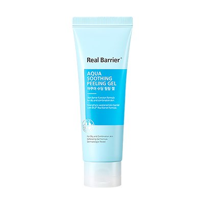 【Real Barrier】リアルバリア アクア スージング ピーリング ジェル ATOPALM Real Barrier Aqua Soothing Peeling Gel 120ml