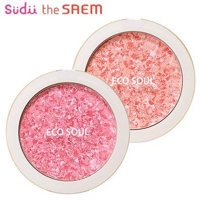 【the SAEM】エコソウル カーニバルブラッシュ Eco Soul Carnival blush  8g