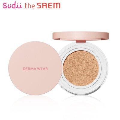 【the SAEM】ザセム ダーマ ウェア クッション 【SPF35 PA+++】 DERMA WEAR CUSHION 15g