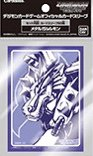 メタルガルルモン デジモンカードゲーム オフィシャルスリーブ