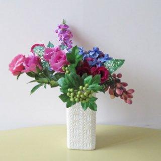 光触媒アートフラワーアレンジメント【エゲリア】とってもオシャレな高級造花アレンジメントです