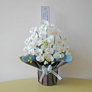 光触媒アートフラワー仏花 ご法事用の光触媒胡蝶蘭です
