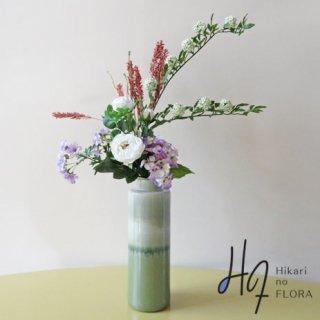 高級造花インテリア【コデマリ】アーティフィシャルフラワー(高級造花)を使用したアレンジメントです。