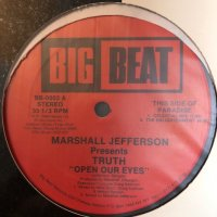 Marshall Jefferson Presents Truth - Open Our Eyes