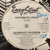 Lauriece Hudson - Automatic Lover