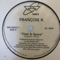 Francois K - Time And Space