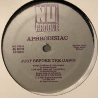 Aphrodisiac - Just Before The Dawn