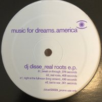 DJ Disse - Real Roots E.P.
