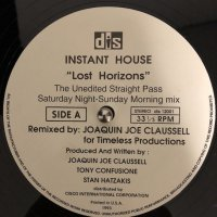 Instant House - Lost Horizons