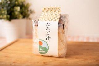 だんご汁 (麺80g/味噌35g×3)