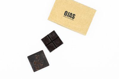 OJAS ORIGINAL COFFEE BOX RAW CHOCOLATE / ボックスローチョコレート
