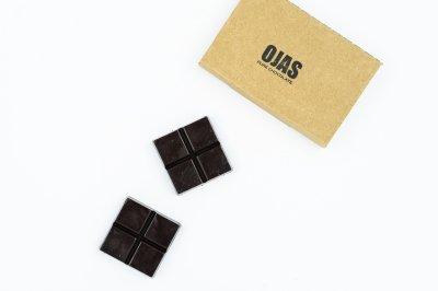 ALMOND CARAMEL BOX RAW CHOCOLATE / ボックスローチョコレート