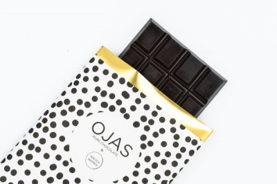 CLASSIC PASSION FRUIT RAW CHOCOLATE / クラシックローチョコレート
