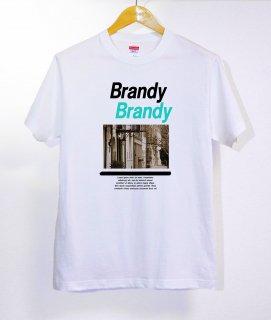 No.479 Brand ※半袖/長袖 在庫あり(ロンT/カットソー/写真/セピア/街/英語/英字/水色)