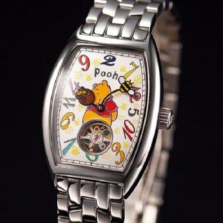 ディズニー プーさん生誕80周年記念 ファンタジーアワー時計